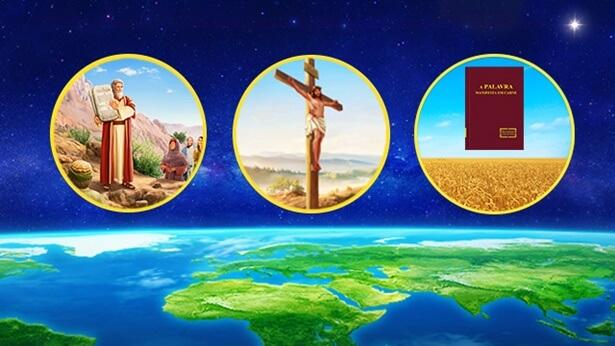 1. Compreendendo o objetivo dos três estágios da obra de gerenciamento da humanidade por Deus