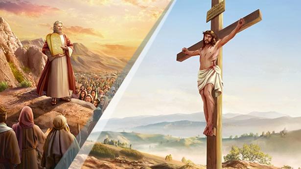 1. Qual é a diferença essencial entre a obra de Deus e o trabalho do homem?