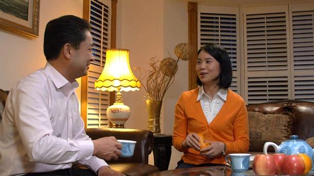 Eu enxergo através das mentiras do governo do Partido Comunista Chinês, e o amor de Deus me atrai de volta para Ele
