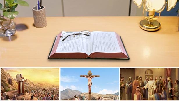 1. A Bíblia é apenas um registro das duas etapas da obra de Deus na Era da Lei e na Era da Graça; não é um registro da totalidade da obra de Deus