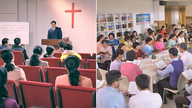 3. Qual é a diferença entre a vida da igreja na Era da Graça e a vida da igreja na Era do Reino?