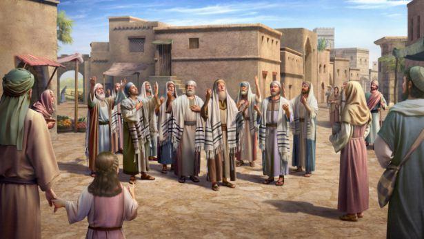 6. Reconhecendo que estive trilhando o caminho dos fariseus